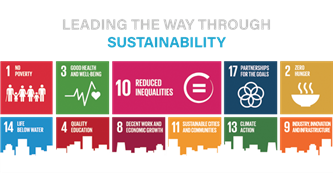 Leading the way through SUSTAINABILTY